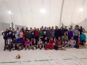 Torneo beach volley beach town milano